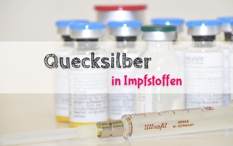 Impfstoff Quecksilber