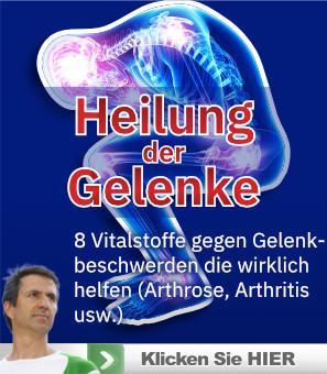 Buch: Heilung der Gelenke